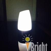 Speaker Lamp glasstube